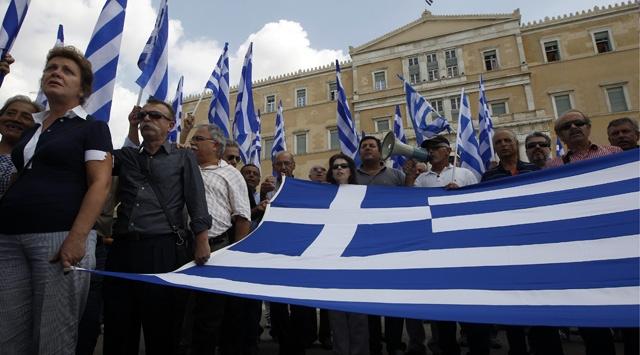 Yunanistan'da işsizlik rekor seviyede