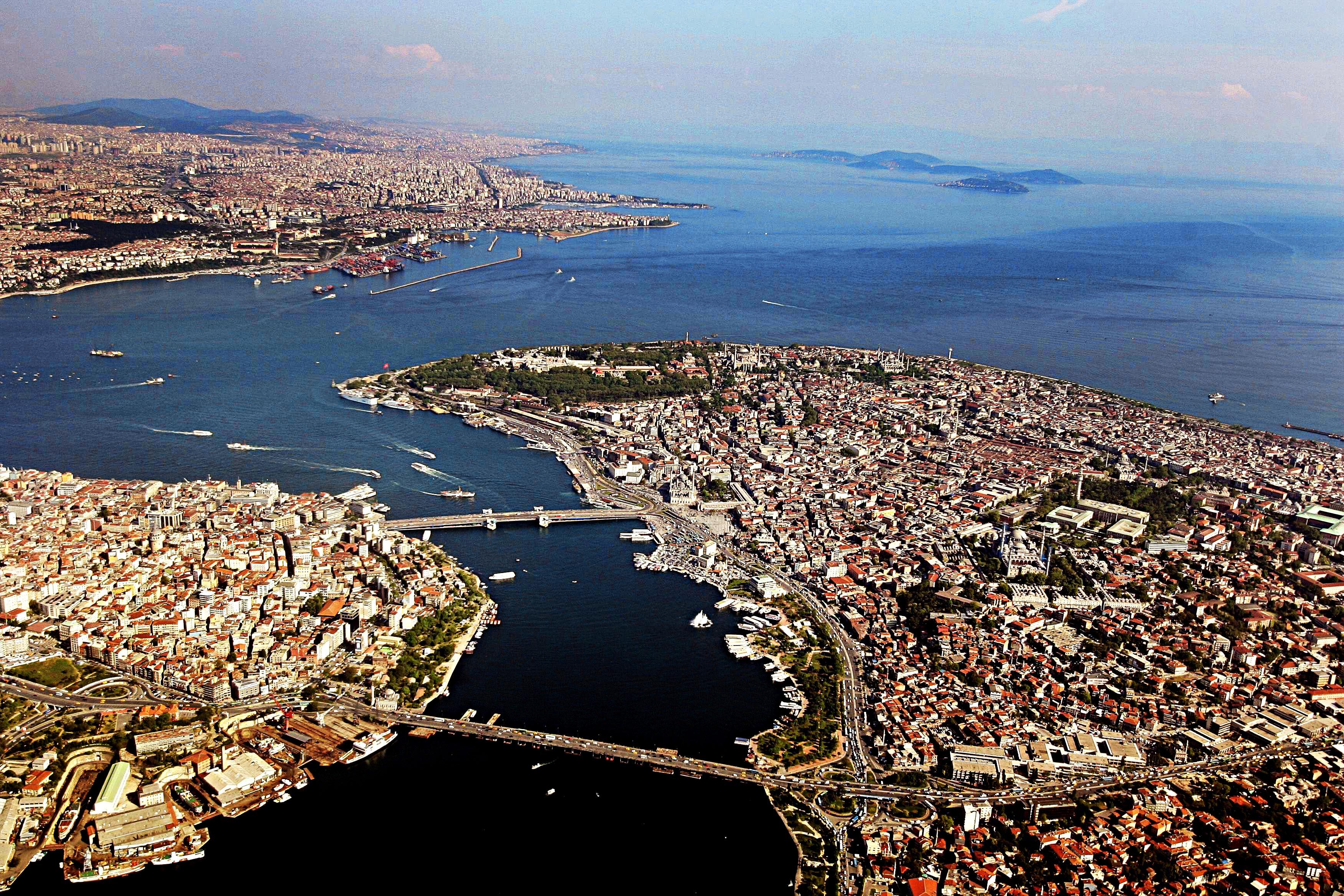 İstanbul'un en fakir ve en zengin semtleri