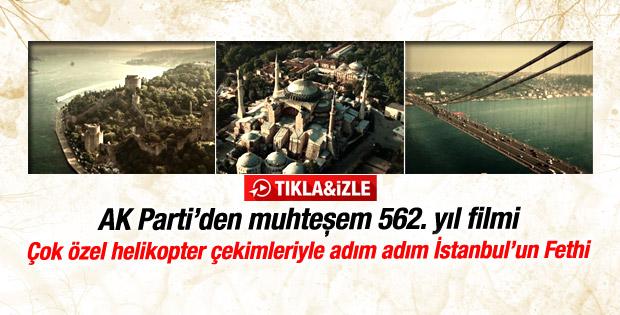 AK Parti'den Muhteşem Fetih Filmi İZLE