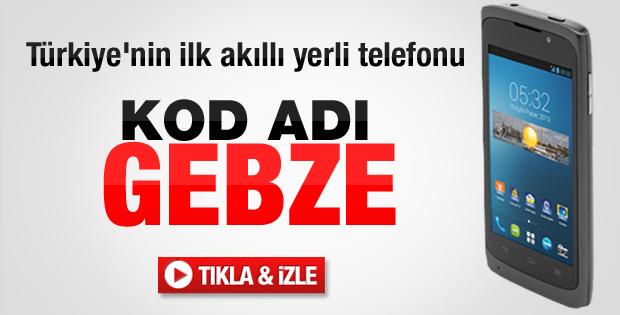 İşte Turkcell'in ilk yerli akıllı telefonu