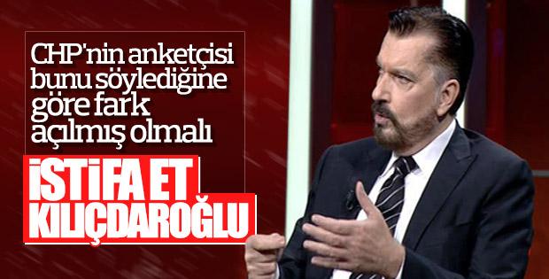 Hakan Bayrakçı'dan Kemal Kılıçdaroğlu'na salvolar