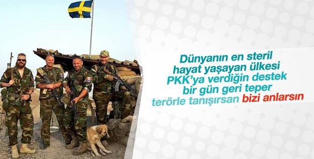 YPG'ye katılan İsveçliler