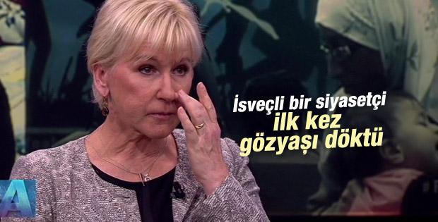 Aylan'ın fotoğrafı İsveçli bakanı ağlattı