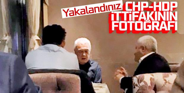 CHP ile HDP arasında ittifak görüşmesi