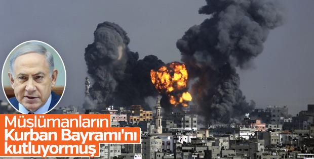 Netanyahu'dan Kurban Bayramı mesajı