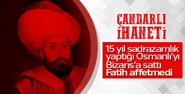 İdam edilen ilk Osmanlı sadrazamı: Çandarlı Halil Paşa