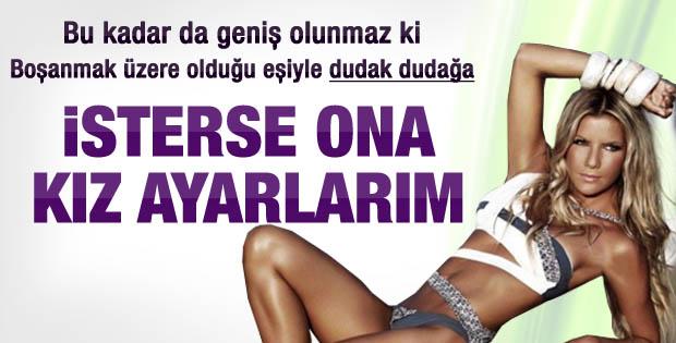 Ivana Sert: İsterse Yurdal'a kız ayarlarım