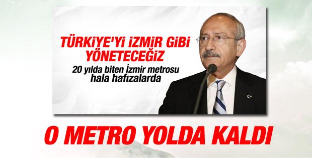 İzmir'de İZBAN arızalanınca yolcular trende mahsur kaldı