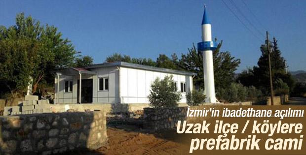 CHP'li İzmir Büyükşehir'den cami açılımı