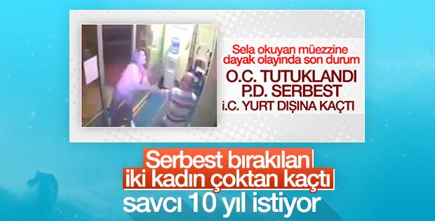 İzmir'de sela okuyan müezzini darp edenlere dava