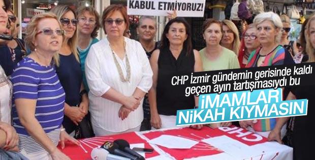 CHP'liler müftülerin nikah kıymasına karşı