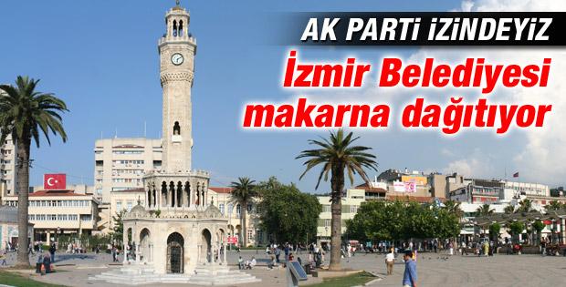 İzmir'de belediyeden 26 bin aileye bayram yardımı
