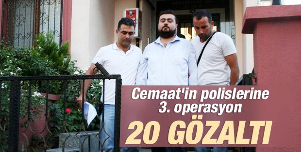 İzmir'de yasadışı dinleme operasyonu