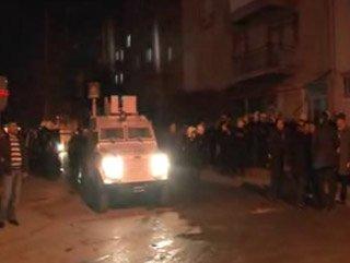 İzmir'de izinsiz gösteri