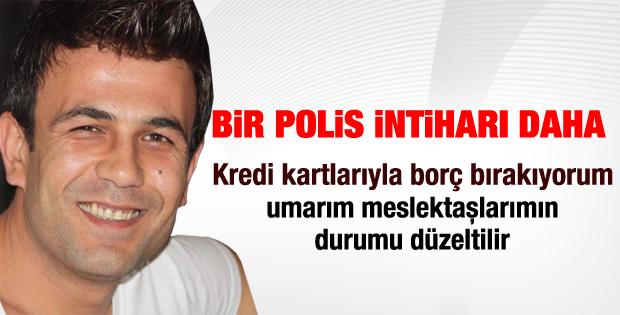 İzmir'de bir polis adliye önünde intihar etti