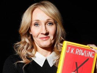 J.K Rowling kimdir