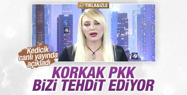 Adnan Oktar'ın Kedicikleri: PKK bizi tehdit ediyor