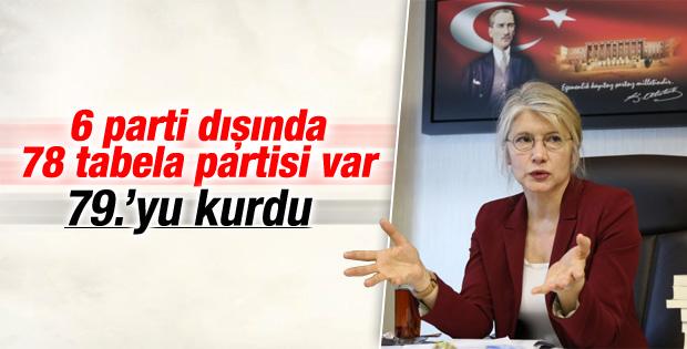 Emine Ülker Tarhan yeni parti kurdu