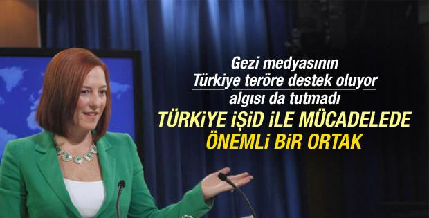 ABD: Türkiye IŞİD'e karşı önemli bir ortak