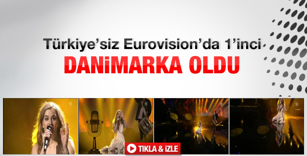 Eurovision'da birinci belli oldu