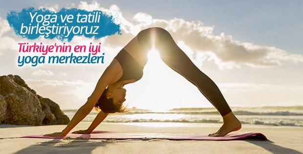 Yoga ve tatili bütünleştiren rotalar