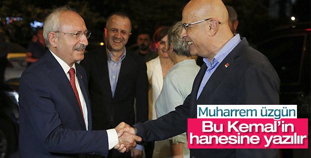 Kılıçdaroğlu Enis Berberoğlu'yla buluştu