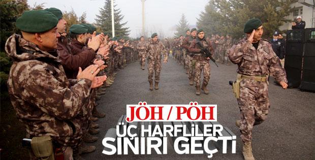 Özel Harekat timleri Afrin'e girdi