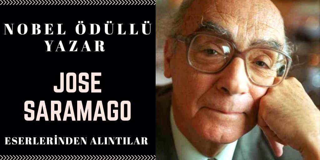 İnsan zihnine ışık tutan Jose Saramago'dan alıntılar
