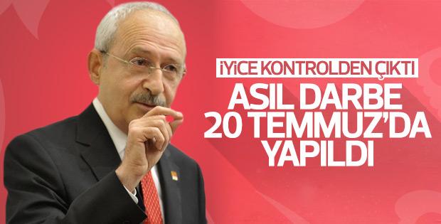 Kılıçdaroğlu: Yenikapı'ya ihanet etmeyen tek lider benim