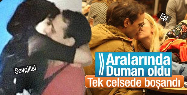 Seçkin Piriler ve Kaan Tangöze boşandı