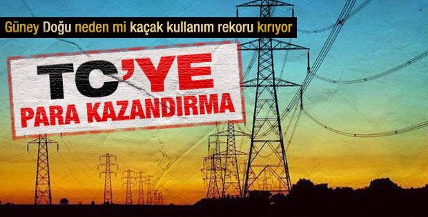 Enerji Bakanı: Doğu'daki kaçak elektrik ideolojik