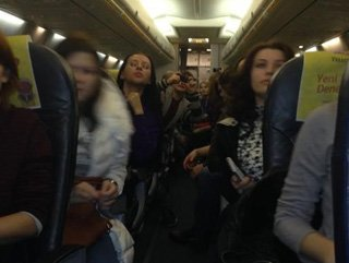 Kaçırılmak istenenen uçağın yolcuları o anları anlattı