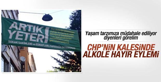 Kadıköy alkole savaş açtı