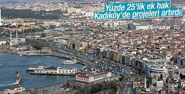 Ek hak uygulaması Kadıköy'ü şantiyeye çevirdi