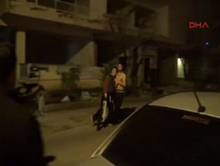 Kadıköy'de rehine operasyonu