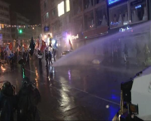 Kadıköy'de ses kaydı eylemi