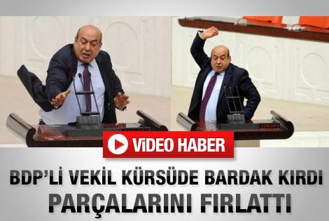 BDP'li Hasip Kaplan: Veto etmezse Twitter'dan sileceğim