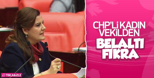 Fatma Kaplan: Üç erkek bir kabine neden girdi