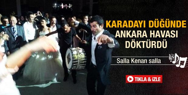 Karadayı Ankara havasında kurtlarını döktü