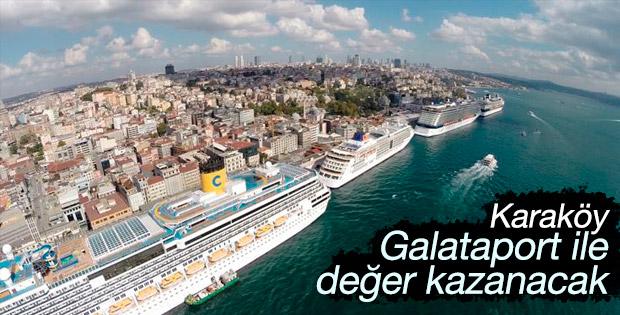 Karaköy'de emlak fiyatları 8 yılda 2.5 kat arttı