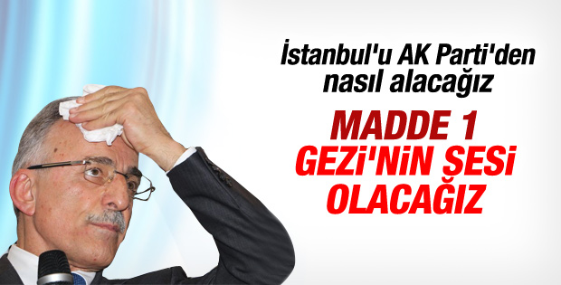 Murat Karayalçın: Hedefimiz Gezi'nin sesi olmak