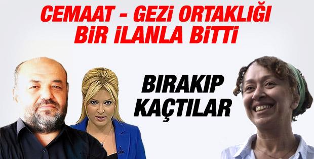 Karşı gazetesinde Ağaoğlu ilanı 4 istifa getirdi