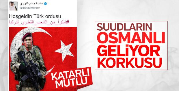 Türkiye'nin Katar'a asker göndermesi Twitter'ın gündeminde
