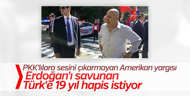 ABD'de Türk vatandaşına 19 yıl hapis istemi
