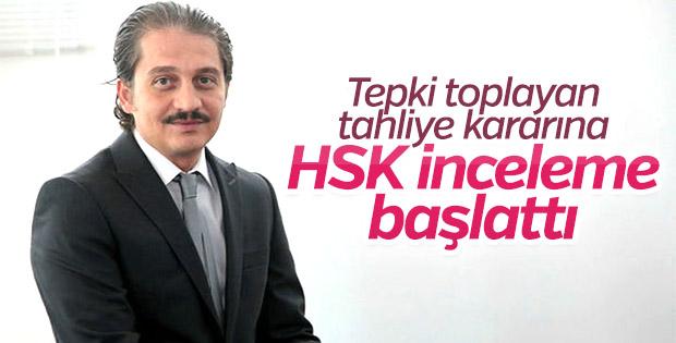 Kavurmacı'nın tahliyesi için HSK devrede
