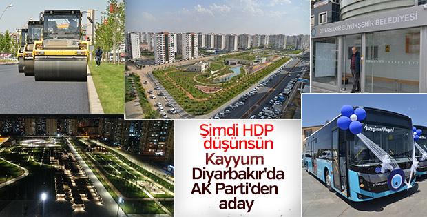 AK Parti'nin Diyarbakır adayı: Cumali Atilla