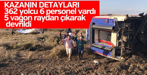 Ulaştırma Bakanlığı: 362 yolcu, 6 personel vardı
