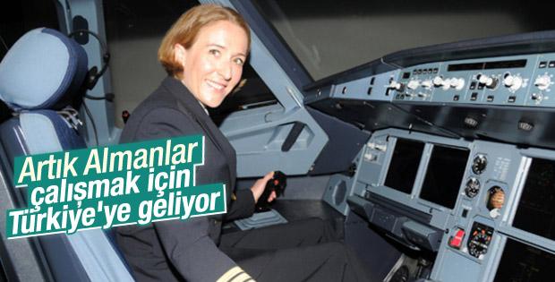 Almanlar çalışmak için Türkiye'ye geliyor