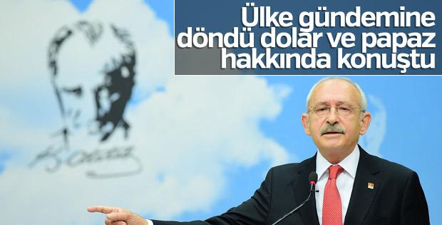 Kılıçdaroğlu: Kurultay tartışması bitti