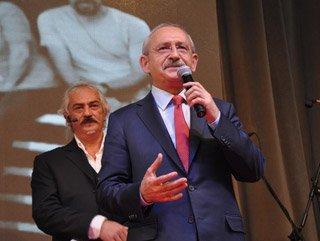 Kılıçdaroğlu Halk TV Dayanışma Gecesi'nde konuştu